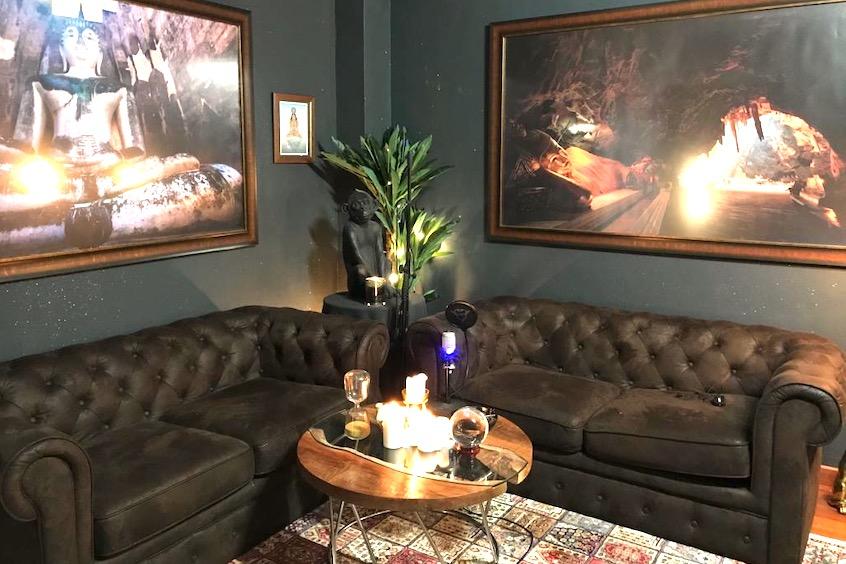 The Studio, Oct 2020 (4.5hrs)
